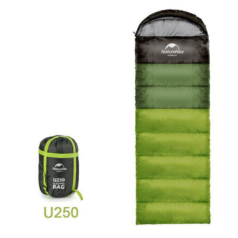 Naturehike U250 Sleeping Bag - Camotrek