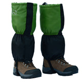 Wind Tour Snow Gaiters with Fleece - Camotrek