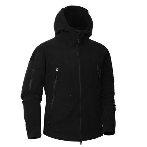 Tactical Fleece Hoodie - Men's - Camotrek