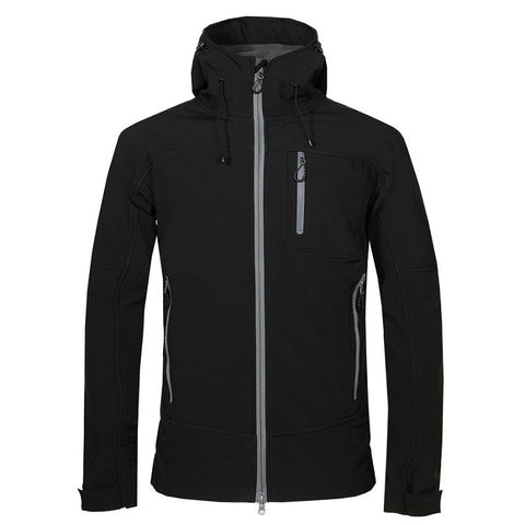 Mountainskin 2.0 Fleece Hoodie - Men's - Camotrek