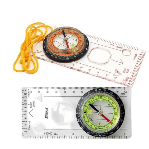 Eyeskey Map Compass - Camotrek