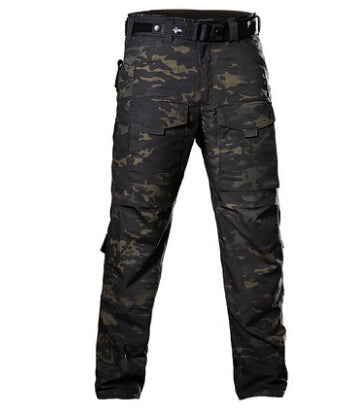 FREE SOLDIER Urban Tactical Pants Camouflage - Camotrek