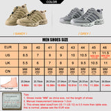 FREE SOLDIER Lightweight Tactical Shoes - Men's - Camotrek