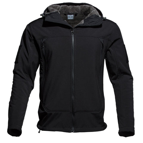 FREE SOLDIER Softshell Jacket - Men's - Camotrek