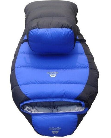 Aektiv Mummy Sleeping Bag - Camotrek