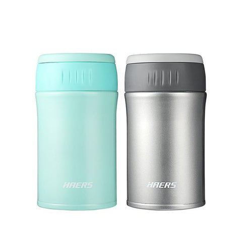 Haers Vacuum Insulated Food Jar 500ml - Camotrek