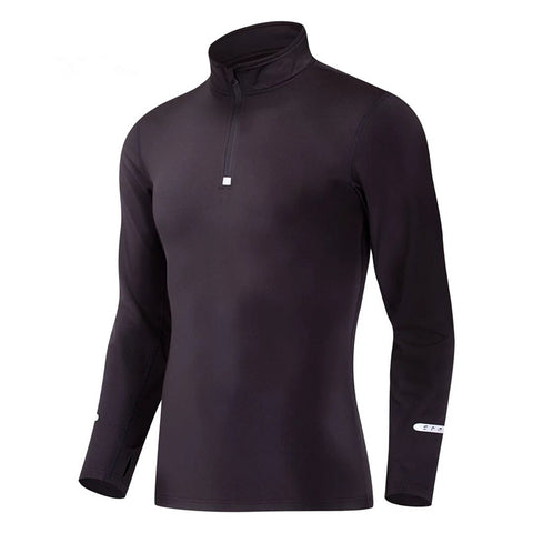 Base Layer Top 1/2 Zip - Camotrek