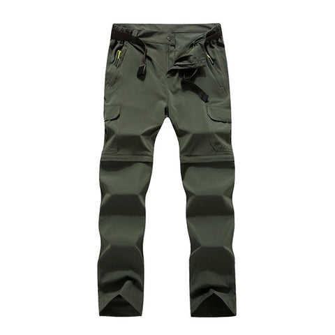 Mountainskin 3.1 Convertible Pants - Men's - Camotrek