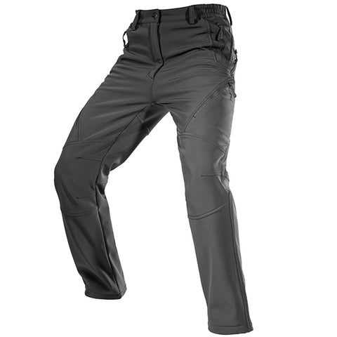 FREE SOLDIER Tactical Pants Grey - Camotrek