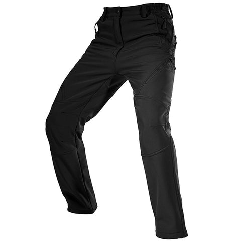 FREE SOLDIER Tactical Pants Black - Camotrek