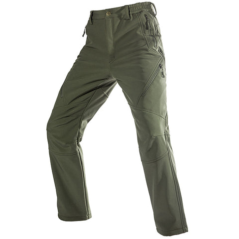 FREE SOLDIER Tactical Pants Green - Camotrek