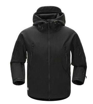 Shark Skin Softshell Jacket - Men's - Camotrek