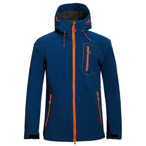 Mountainskin Hoodie Jacket - Men's - Camotrek