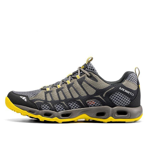 MERRTO Trail-Running Shoes - Men's - Camotrek