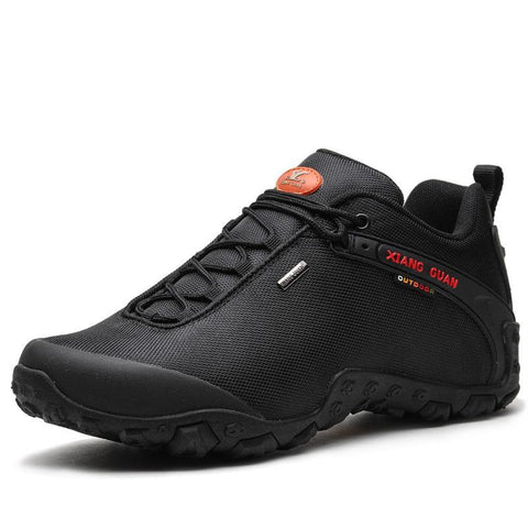 XIANG GUAN Lightweight Hiking Shoes - Men's - Camotrek