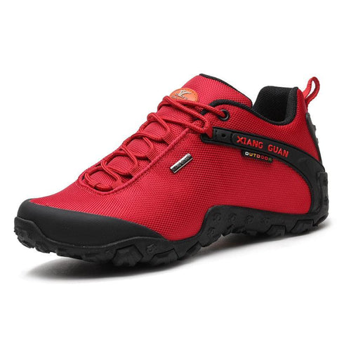 XIANG GUAN Lightweight Hiking Shoes - Women's - Camotrek