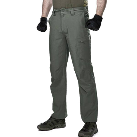 FREE SOLDIER Roll-Up Tactical Pants Dark Green - Camotrek