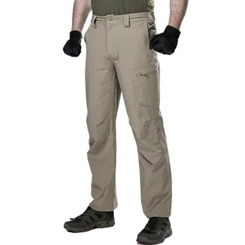 FREE SOLDIER Roll-Up Tactical Pants Muddy - Camotrek