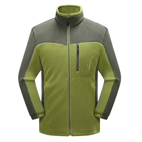 Mountainskin Fleece Jacket - Men's - Camotrek