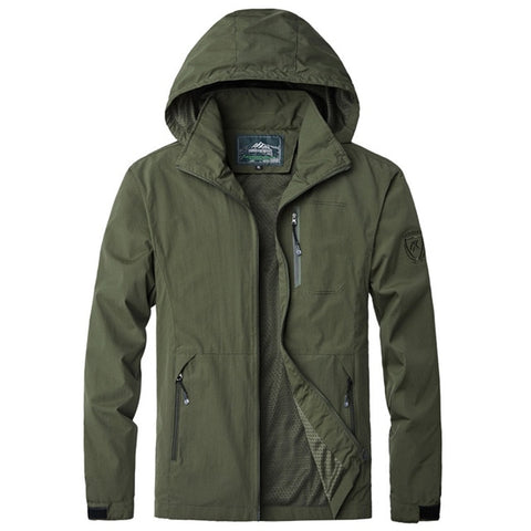 Mountainskin Rain Jacket - Men's - Camotrek