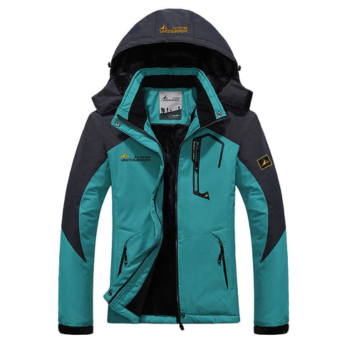 Alpine Insulated Jacket - Women's - Camotrek