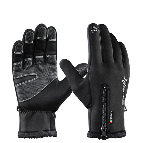 ROCKBROS Waterproof Gloves - Camotrek