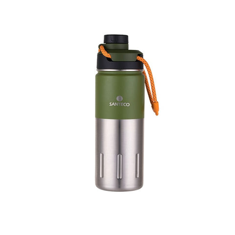 Santeco K2 Vacuum Insulated Sports Bottle 500ml Stainless