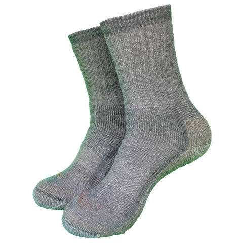 SNOW SPEED Merino Hiking Crew Socks - Camotrek
