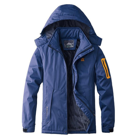 Mountainskin Waterproof Insulated Jacket - Men's - Camotrek