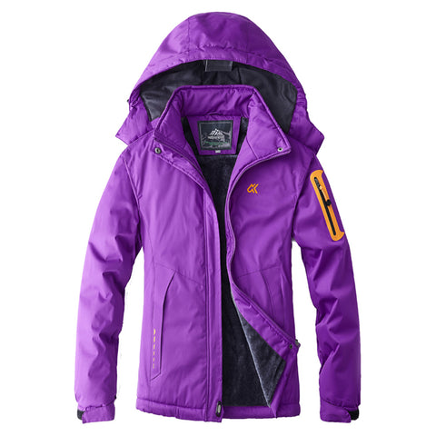 Mountainskin Waterproof Insulated Jacket - Women's - Camotrek