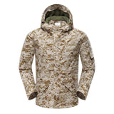 Mountainskin Tactical Insulated Jacket Camo - Men's - Camotrek