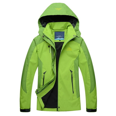 Mountainskin Lightweight Waterproof Jacket - Women's - Camotrek