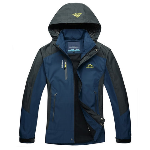 Mountainskin Lightweight Waterproof Jacket - Men's - Camotrek