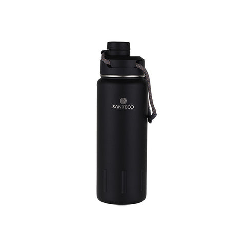Santeco K2 Vacuum Insulated Sports Bottle 710ml Stainless - Camotrek