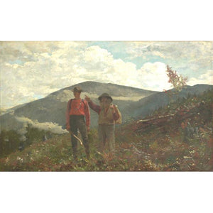 Two Guides, 1877