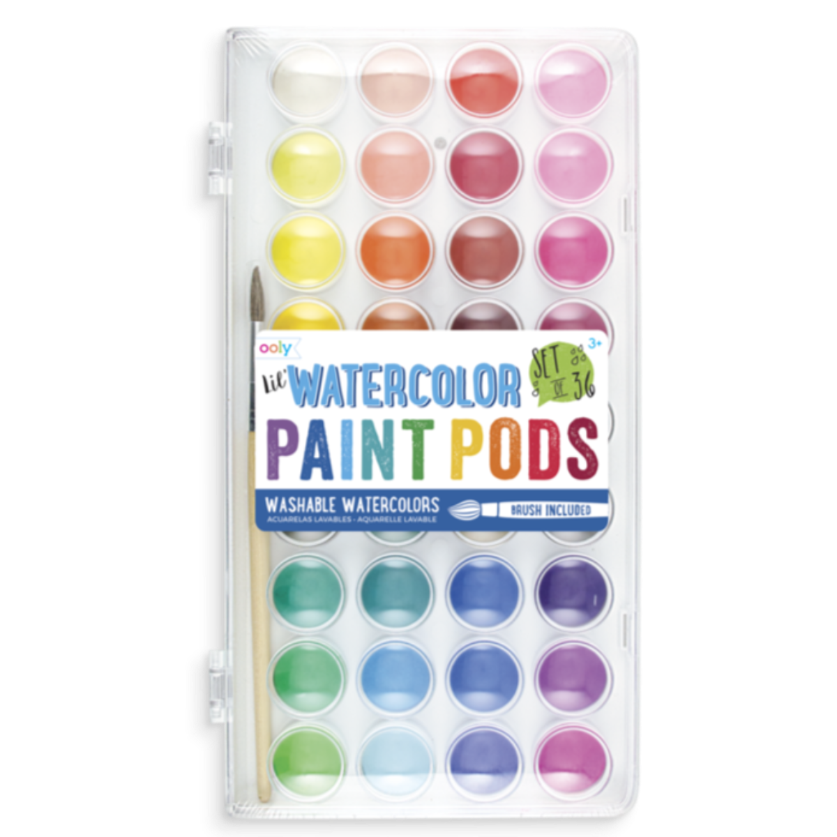 Paint Pods Watercolors