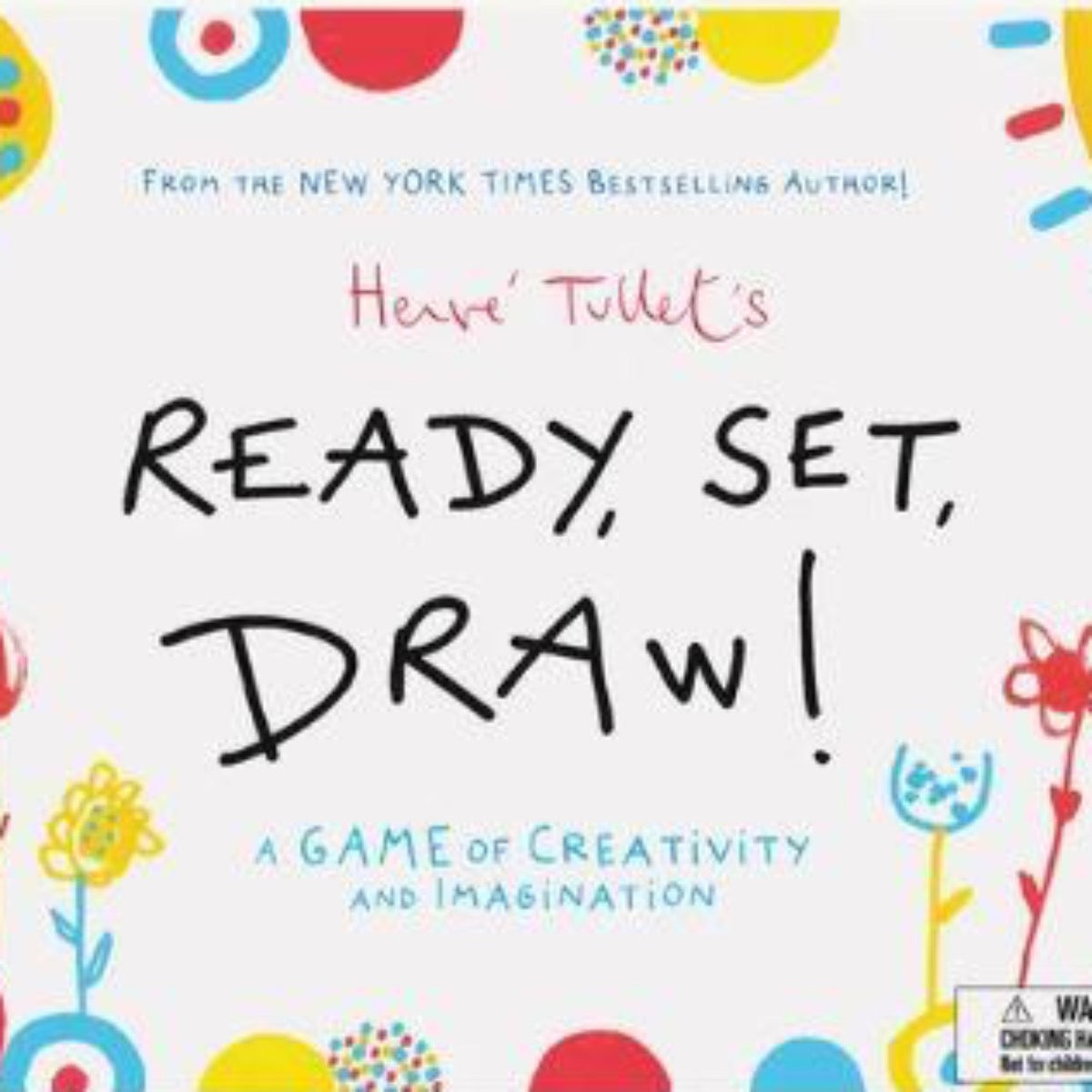 Ready, Set, Draw! A Game of Creativity and Imagination