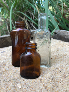 Beach-Found Bottles (Lot #8)