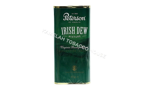 Peterson Irish Dew 40G Box of 5 Packs