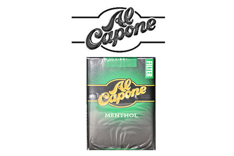 Al Capone Pocket Menthol Filter Fresh Taste 10's