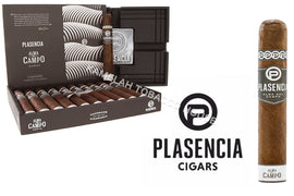 Plasensia Alma Campo Tribu (Robusto) Box of 10 with Ashtray