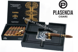 Plasensia Alma Fuerte Salomon V (Torpedo) Box of 10 With Ashtray