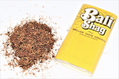 Bali Shag Mellow Taste Virginia 40g Box of 5 Packs