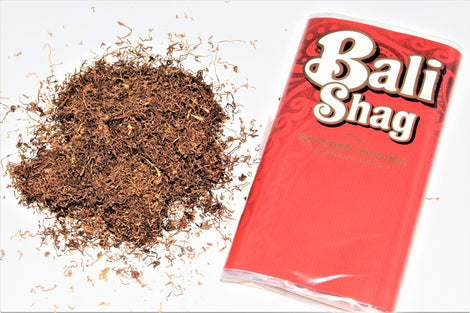 Bali Shag Rounded Virginia 40g Box of 5 Packs