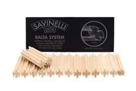 Savinelli 1876 Balsa System 9 mm 15's Pack of 5