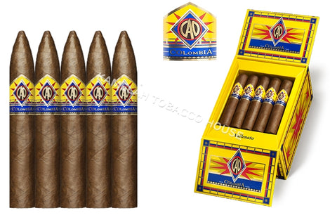 CAO Colombia Magdelina Pack of 5 Sticks