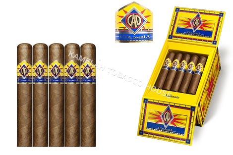 CAO Colombia Vallenato Pack of 5 Sticks