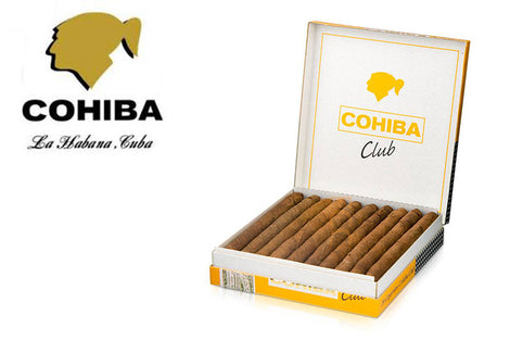 Cohiba Club Pack of 20