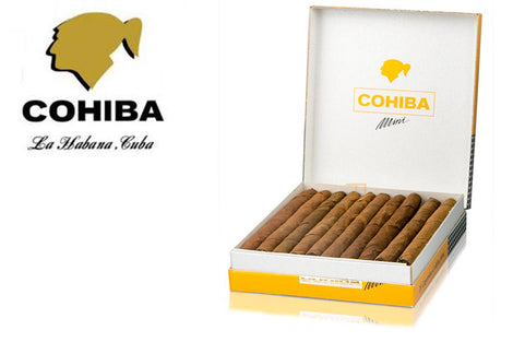 Cohiba Mini Pack of 20