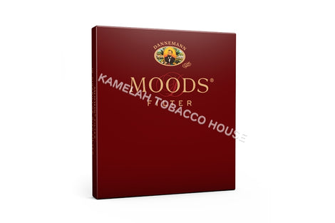 Dannemann Moods Mini Cigarillos Filter 10's